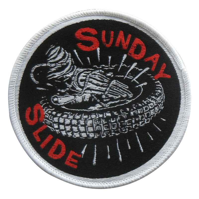 001 - woven patch