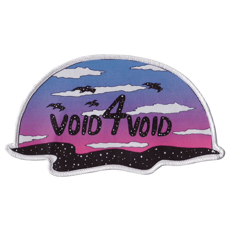 005 - custom printed patches