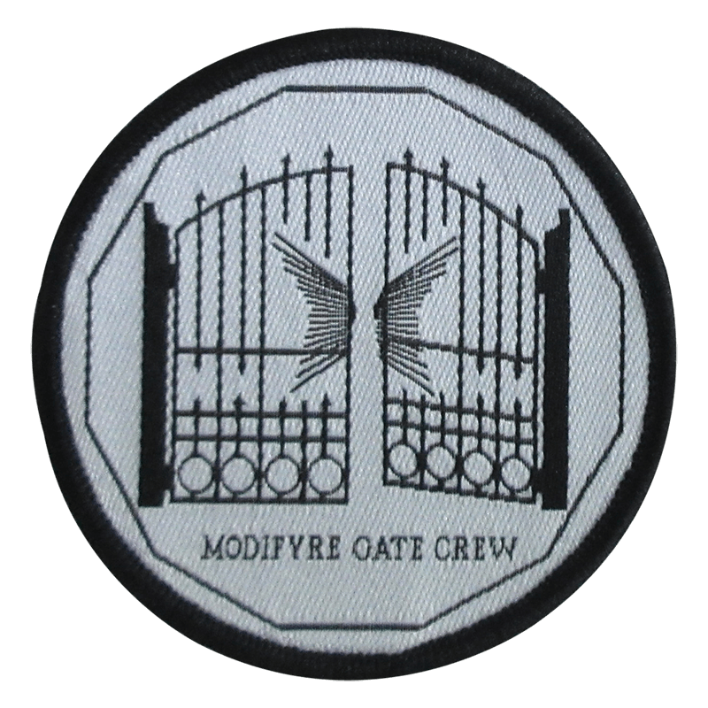 005 - custom woven patches